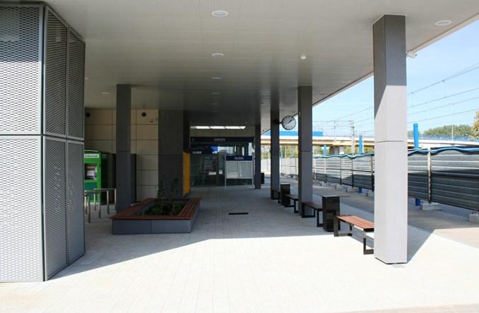 Zielony dworzec w Mławie czeka na otwarcie
