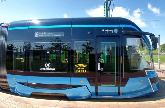 Łódź: Modertrans zwycięzcą przetargu na 30 tramwajów
