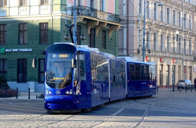 W tym roku całkowicie niskopodłogowy tramwaj Modertransu