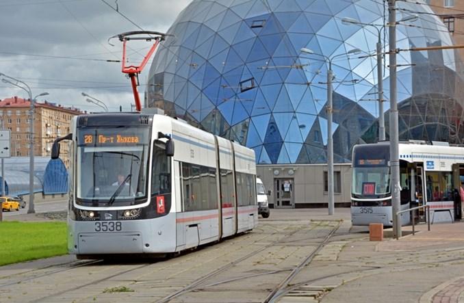 10 z 60 brakujących tramwajów w Moskwie. Pesa gotowa na więcej
