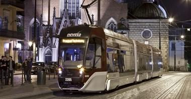 Krakowski przetarg na tramwaje już bez Newagu