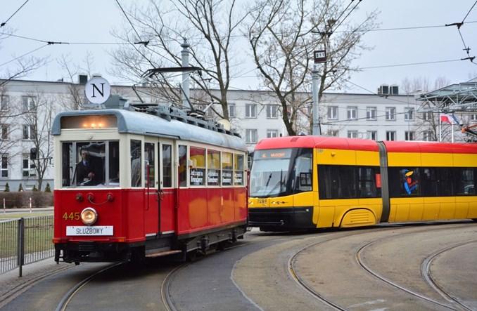 Warszawa: Pierwsze tramwaje zawiozły pasażerów na Nowodwory