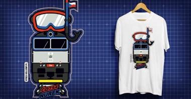 Na koszulki Rynku Kolejowego wjeżdża czeski Nurek