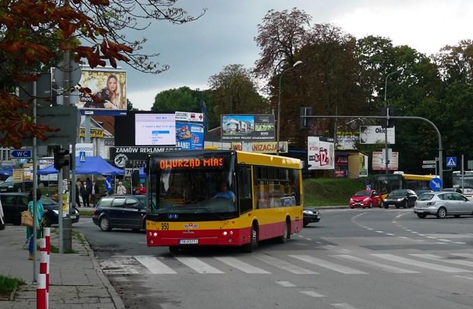 Bezpłatne linie w Kielcach mają walor jedynie wizerunkowy