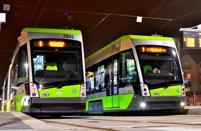 Olsztyn: Ruszył przetarg na tramwaje. Nawet 24 pojazdy