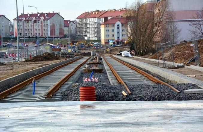 Olsztyński tramwaj na razie bez opóźnień