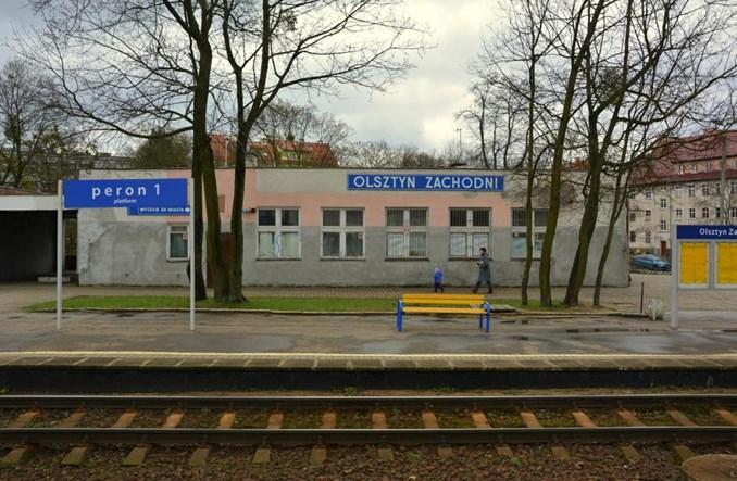 Społecznicy chcą wiedzieć, co z dworcem Olsztyn Zachodni