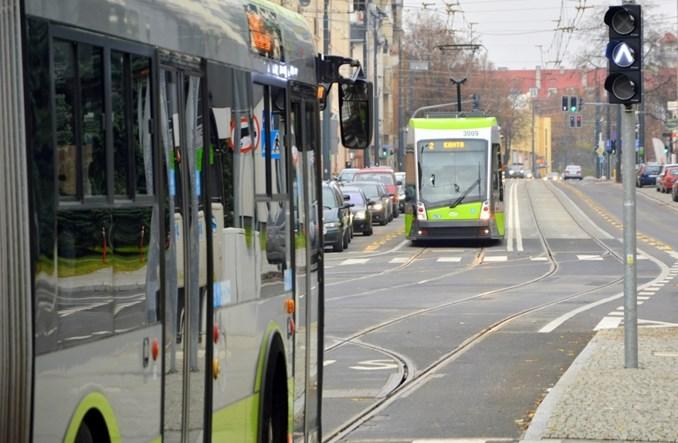 Olsztyn: Są pieniądze od marszałka na 4 nowe tramwaje