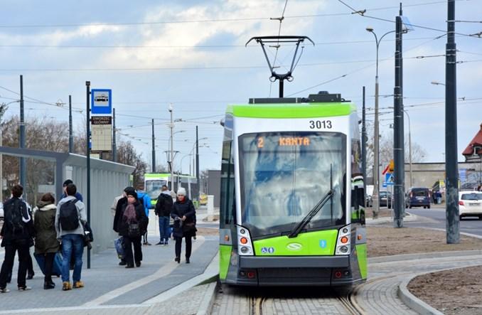 Olsztyńskie tramwaje później. Zbyt indywidualne