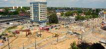 Grzymowicz: Nie pozwolimy na rozkopanie tramwaju przez przejście podziemne
