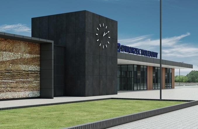 PKP SA wybrały wykonawcę nowego dworca w Oświęcimiu