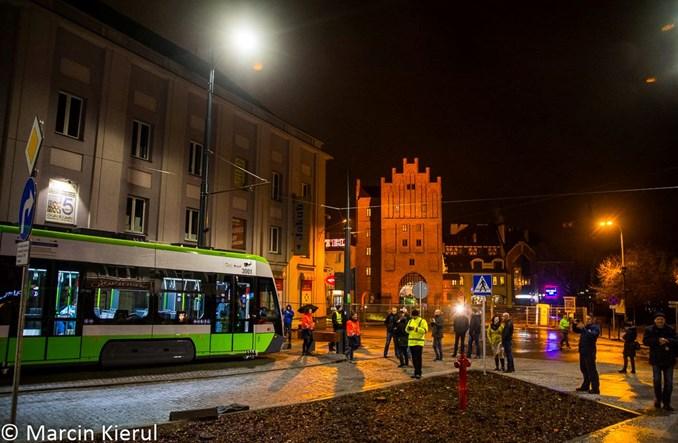 Olsztyn podaje oficjalną datę startu tramwajów
