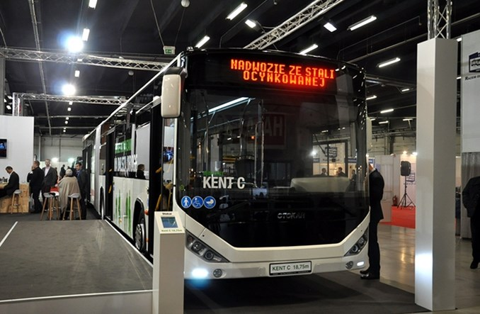 Turecki Otokar na Transexpo 2016 zapowiada ekspansję w Polsce (zdjęcia)