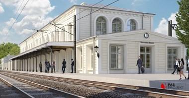 Wybrano wykonawcę przebudowy dworca Sosnowiec Maczki