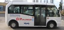 PKS Polonus testuje (najpewniej) najkrótszy autobus w Polsce