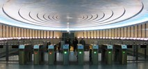 Metro: Wreszcie naprawią schody na Placu Wilsona