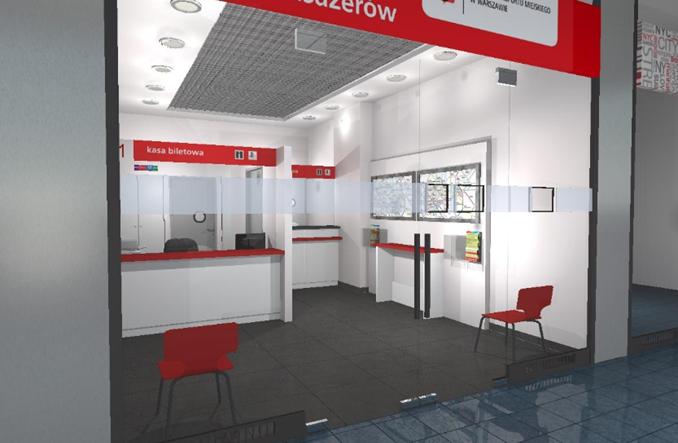 Warszawa: ZTM otwiera nowe POP-y – w Blue City i metrze