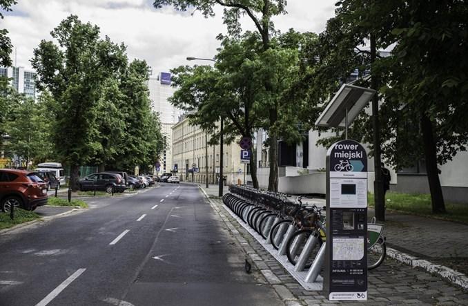 Poznań przedłuża sezon roweru miejskiego do połowy grudnia
