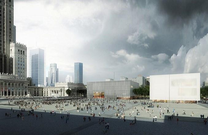 Nowy plac Centralny zamiast Defilad. Międzynarodowy konkurs