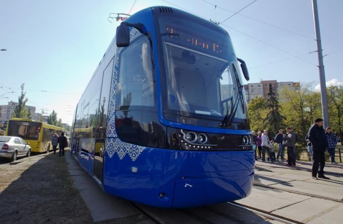 Kijów zamawia tramwaje. Duże szanse dla Pesy