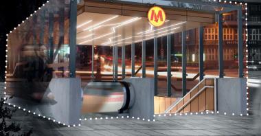 Metro na Woli: Przygotowania do ograniczeń przejazdu na ul. Wolskiej
