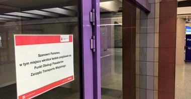 Warszawa: Powstanie nowy punkt ZTM-u na Politechnice, a ten na Centrum do powiększenia