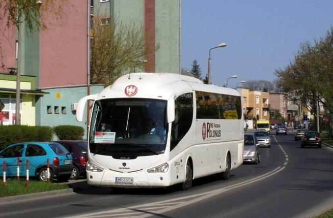 Polonus jako pierwszy kwalifikuje producentów autokarów