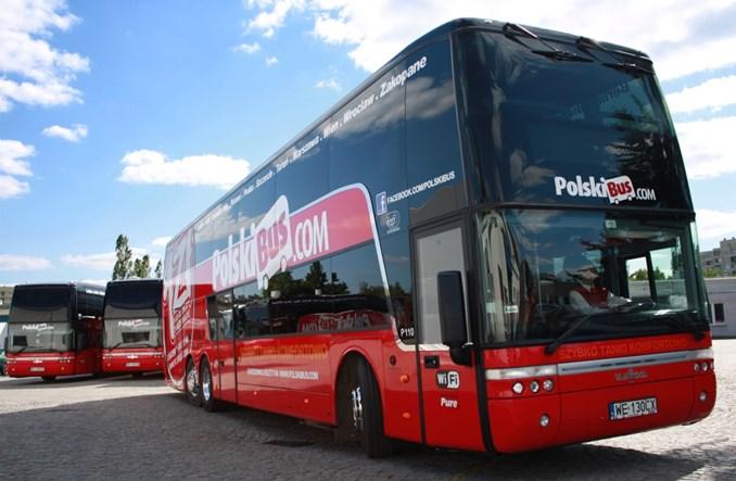 PolskiBus współpracuje z AlbatrosBUS