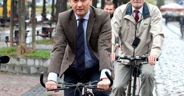 Robert Biedroń: Smart City to plusy, ale też zagrożenia