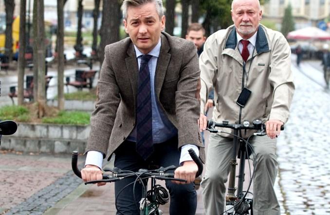 Robert Biedroń, prezydent Słupska: Kolej to tlen dla miast