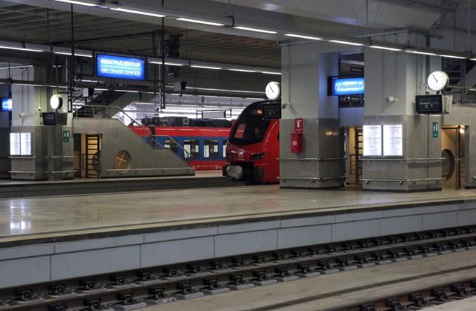 Belgrad po 40 latach budowy otwiera nowy Dworzec Centralny