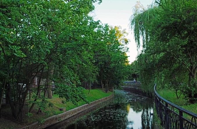 Z Pruszcza do Gdańska na rowerze wzdłuż kanału