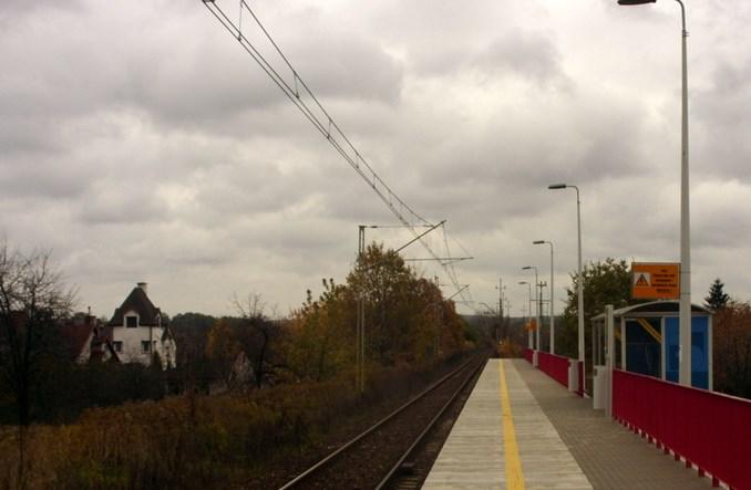 Łódź: Dwugłos w sprawie integracji przystanków kolejowych