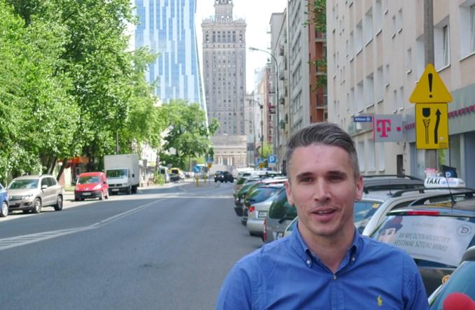 Warszawa: Piesze priorytety szefa ZDM. Bez kostki i przycisków