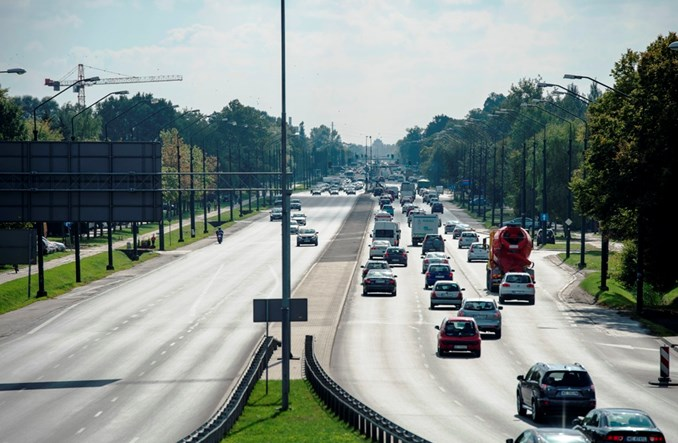 Piaseczno apeluje o buspas na Puławskiej. Warszawa nie widzi na razie szans