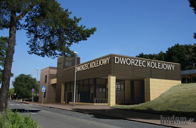 Rusza budowa dworca w Puławach