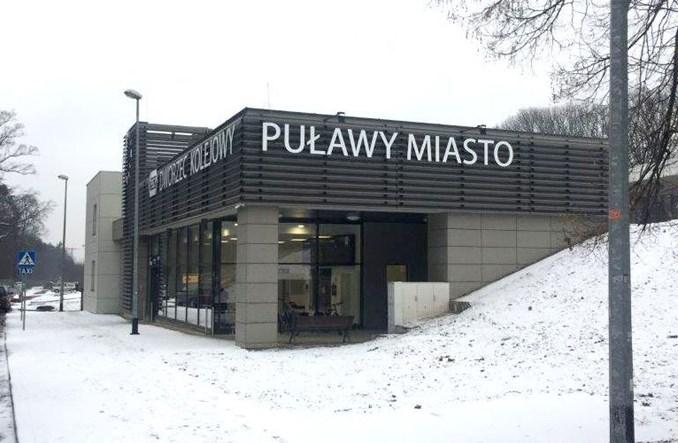 Nowy dworzec Puławy Miasto już otwarty