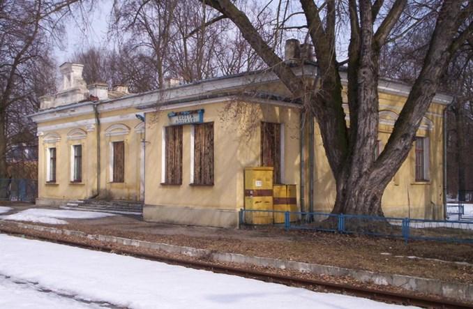Dworzec w Radzyniu Podlaskim do zabezpieczenia. Nadal bez pasażerów