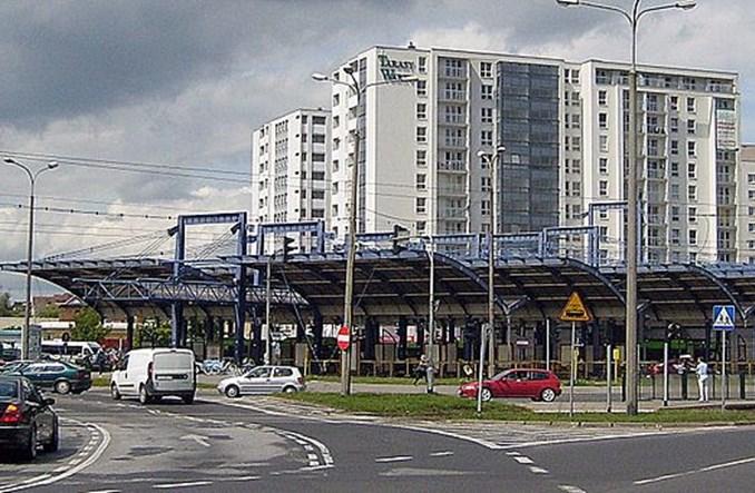 Przebudują rondo Rataje w Poznaniu. Tramwaje zostaną na powierzchni