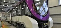 Chorzowski Alstom pokazał gotowy pociąg metra dla Rijadu [zdjęcia]