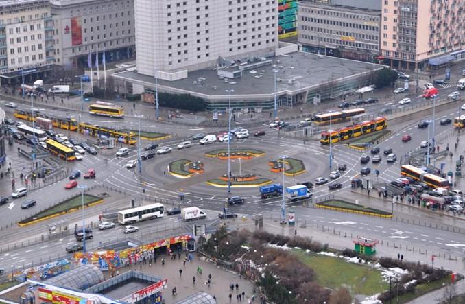 Warszawa zaprasza pieszych na powierzchnię – w Centrum i na Targowej