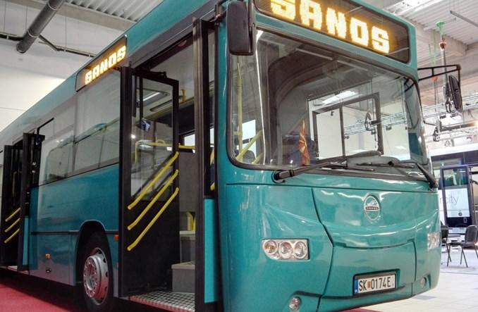 Przywracają legendarną markę Sanos na polskie drogi
