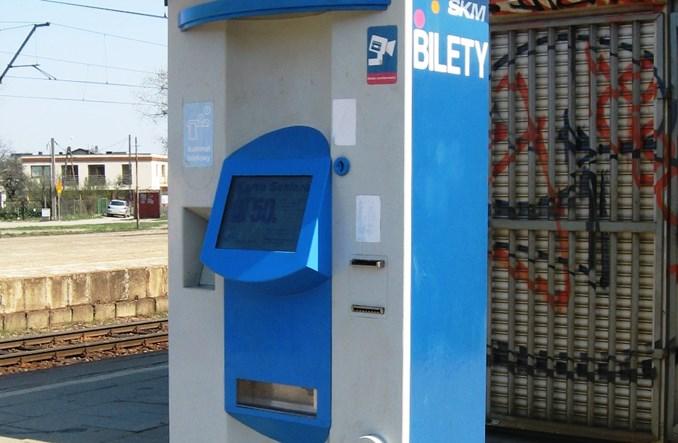 Trójmiasto: Bilety na SKM także w biletomatach ZTM Gdańsk