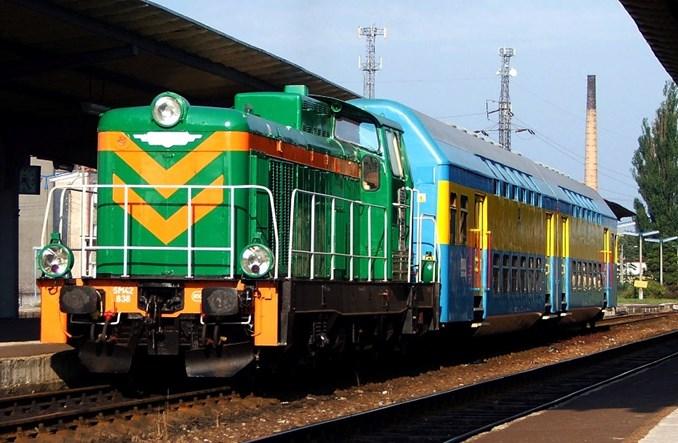 Kujawsko-pomorskie: znaczące ograniczenie roli kolei?