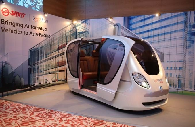 Singapur. Do końca roku ruszy system autonomicznych busów GRT