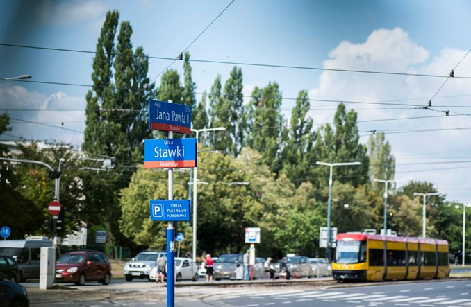 Warszawa. W planach jedno miejsce parkingowe na jeden lokal