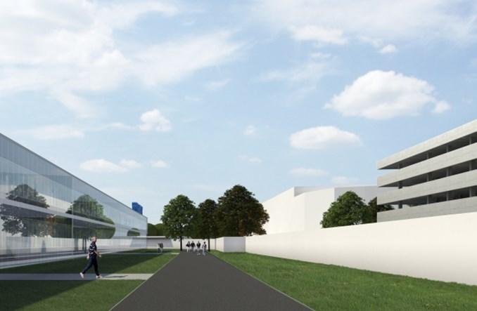 Nowe stacje II linii metra z betonu i miedzi [więcej wizualizacji]