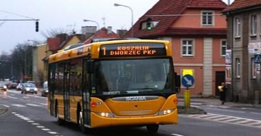 Koszalin z dofinansowaniem na węzeł przesiadkowy i autobusy