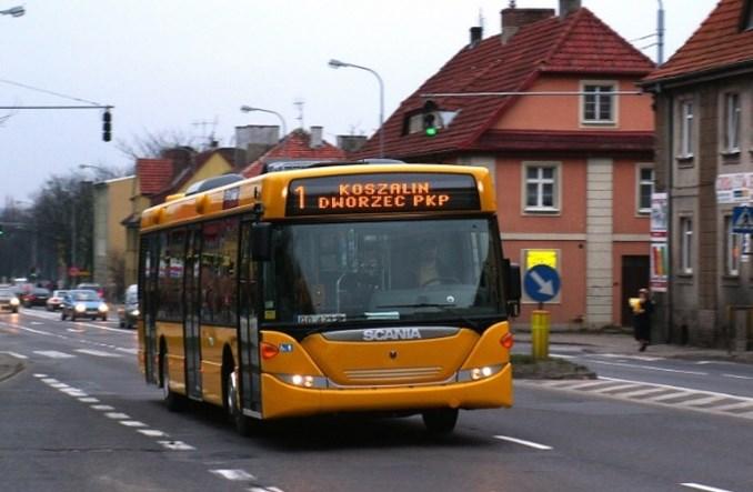 """Koszalin kupuje siedem nowych """"pancernych"""" autobusów"""