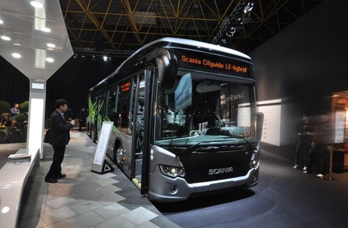 Scania sprzedaje Warbusowi autobusy dla Jastrzębia-Zdroju